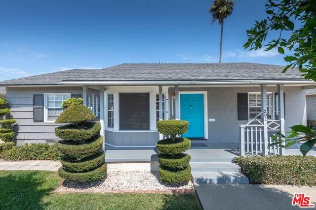 202 S Vancouver Ave, Los Angeles, CA 90022 (#21-763540) :: The Pratt Group
