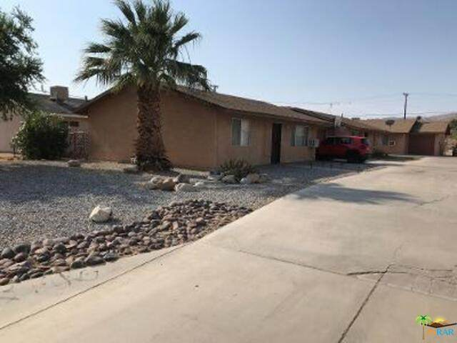 61885 Verbena Rd, Joshua Tree, CA 92252 (MLS #21-763550) :: Hacienda Agency Inc