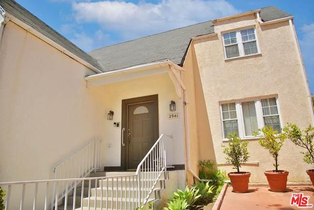 2941 Motor Ave, Los Angeles, CA 90064 (#21-763602) :: Berkshire Hathaway HomeServices California Properties