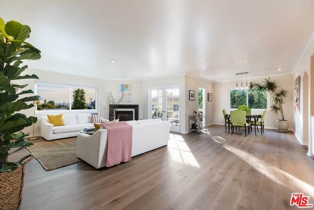 1323 N Sweetzer Ave #302, West Hollywood, CA 90069 (#21-763632) :: Angelo Fierro Group   Compass