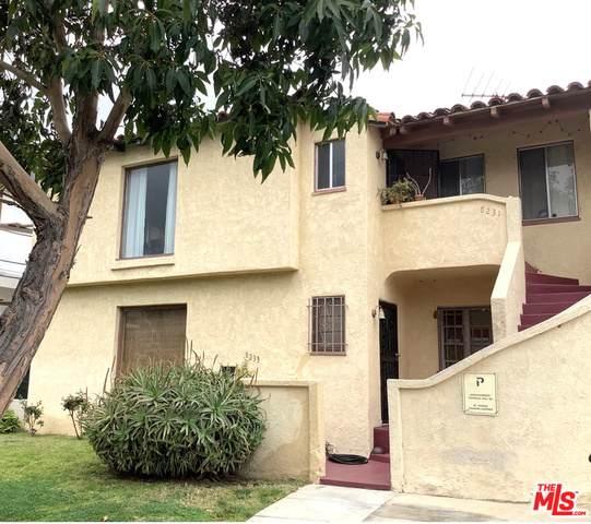 8231 W 4Th St, Los Angeles, CA 90048 (#21-763652) :: Montemayor & Associates