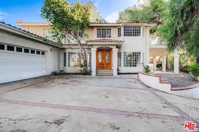 5252 Darro Rd, Woodland Hills, CA 91364 (#21-763720) :: Berkshire Hathaway HomeServices California Properties