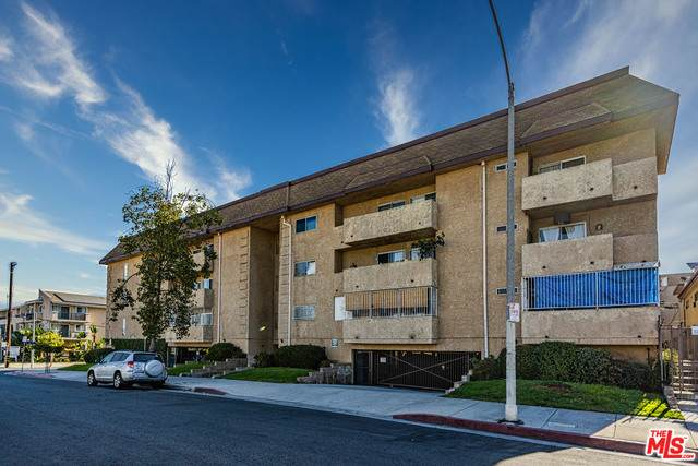 200 S Reno St #107, Los Angeles, CA 90057 (MLS #21-763798) :: The John Jay Group - Bennion Deville Homes