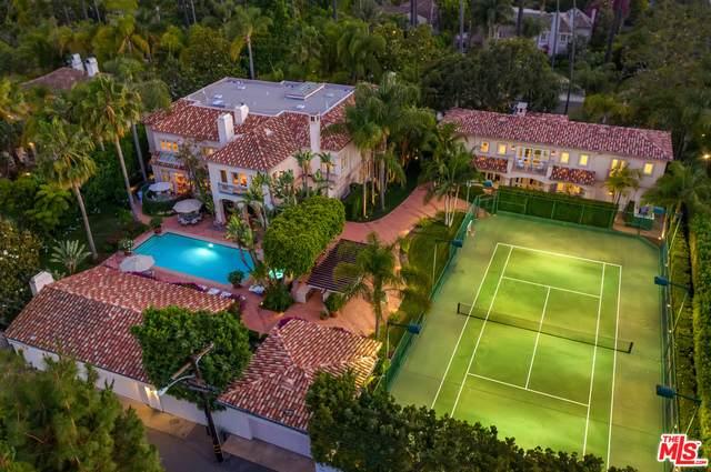 812 N Bedford Dr, Beverly Hills, CA 90210 (MLS #21-763824) :: Hacienda Agency Inc