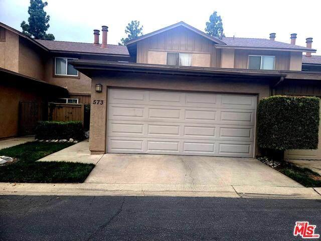 573 N Laurel Valley Dr, Azusa, CA 91702 (MLS #21-763842) :: Zwemmer Realty Group