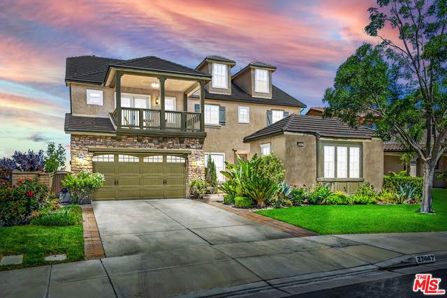 27447 English Ivy Ln, Canyon Country, CA 91387 (#21-763896) :: Randy Plaice and Associates