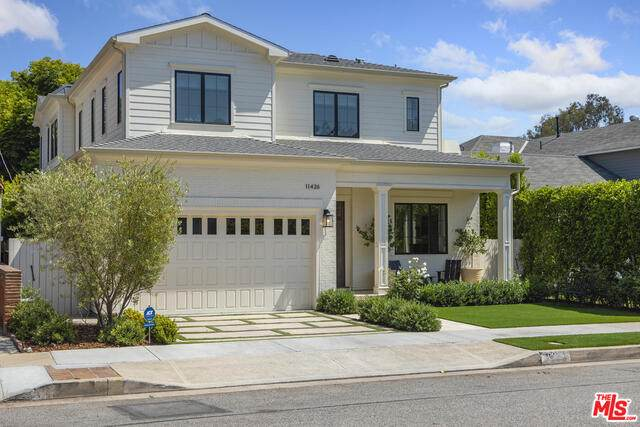 11426 Chenault St, Los Angeles, CA 90049 (#21-763904) :: Berkshire Hathaway HomeServices California Properties