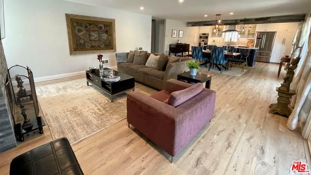 1048 9Th St #1, Santa Monica, CA 90403 (#21-763986) :: Vida Ash Properties | Compass