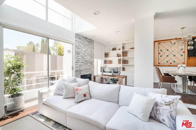 520 S Barrington Ave #108, Los Angeles, CA 90049 (#21-764014) :: Berkshire Hathaway HomeServices California Properties