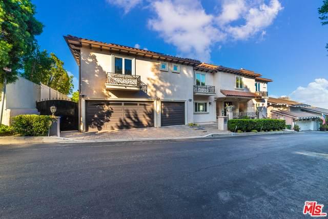 1236 Stradella Rd, Los Angeles, CA 90077 (#21-764016) :: TruLine Realty