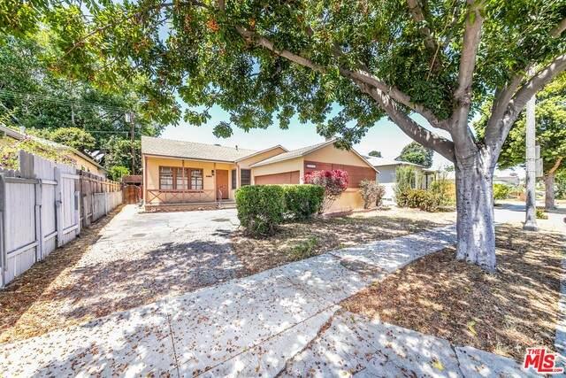 11521 Segrell Way, Culver City, CA 90230 (#21-764132) :: Vida Ash Properties   Compass