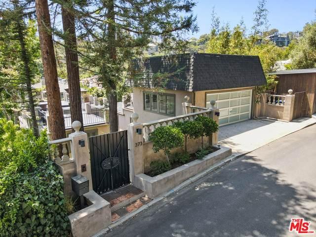 373 Mesa Rd, Santa Monica, CA 90402 (#21-764190) :: Berkshire Hathaway HomeServices California Properties