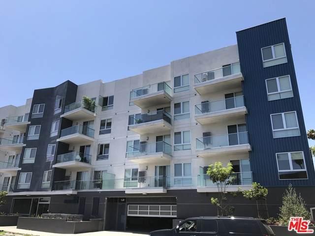 105 S Mariposa Ave #308, Los Angeles, CA 90004 (MLS #21-764198) :: The Sandi Phillips Team
