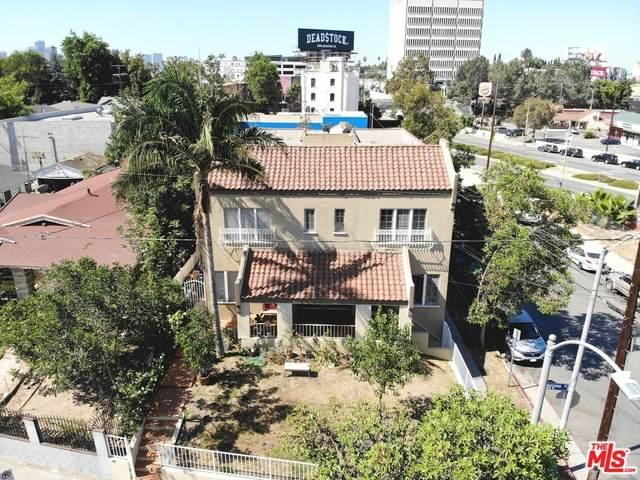 1334 Lake Shore Ave, Los Angeles, CA 90026 (#21-764264) :: Berkshire Hathaway HomeServices California Properties