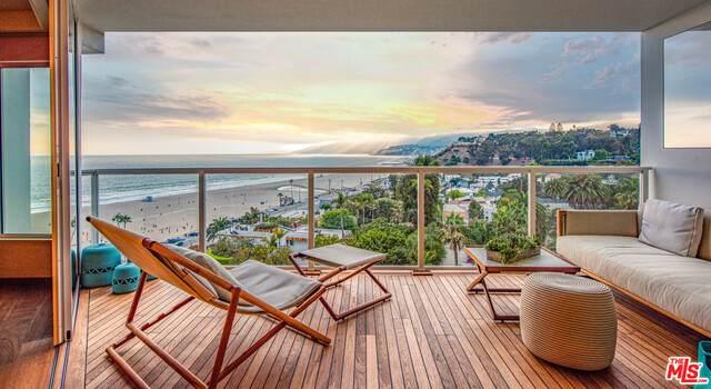 101 Ocean Ave D701, Santa Monica, CA 90402 (#21-764320) :: Vida Ash Properties | Compass