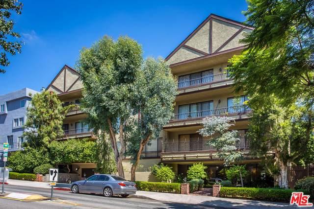 1210 N Kings Rd #301, West Hollywood, CA 90069 (#21-764374) :: Montemayor & Associates