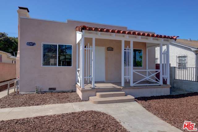 1220-1220 1/2 W 65Th St, Los Angeles, CA 90044 (#21-764376) :: Lydia Gable Realty Group