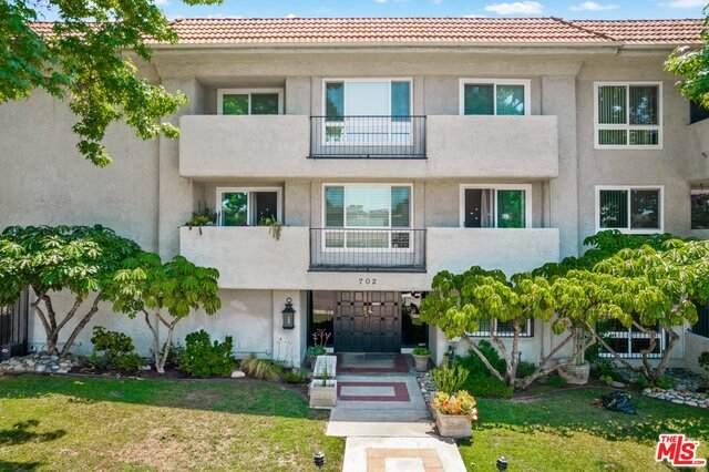 702 Park Ave #306, South Pasadena, CA 91030 (#21-764428) :: TruLine Realty