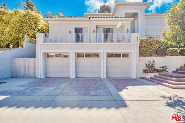 2818 Deep Canyon Dr, Beverly Hills, CA 90210 (#21-764468) :: Berkshire Hathaway HomeServices California Properties