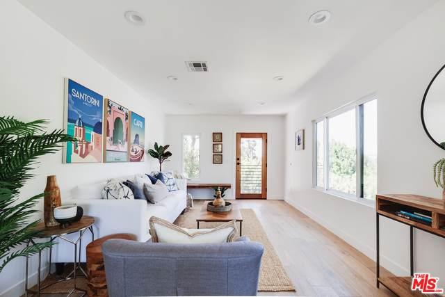 2491 Ivan Hill Ter, Los Angeles, CA 90039 (#21-764482) :: Berkshire Hathaway HomeServices California Properties