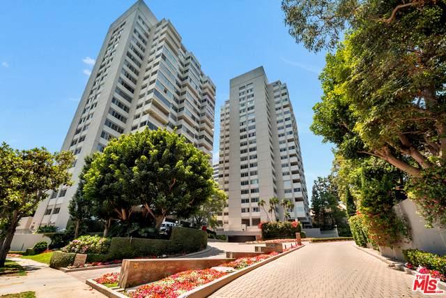 865 Comstock Ave 16D, Los Angeles, CA 90024 (MLS #21-764548) :: The Jelmberg Team