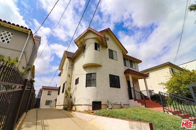 1035 S Catalina St, Los Angeles, CA 90006 (MLS #21-764588) :: The John Jay Group - Bennion Deville Homes