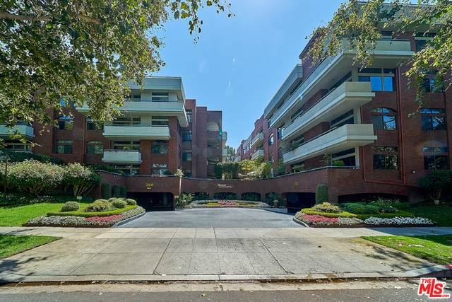 200 N Swall Dr #455, Beverly Hills, CA 90211 (MLS #21-764616) :: Hacienda Agency Inc