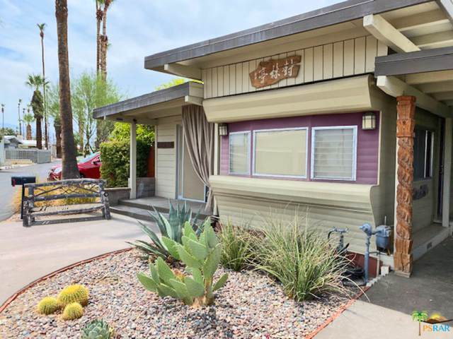212 N Safari St, Palm Springs, CA 92264 (MLS #21-764636) :: Brad Schmett Real Estate Group