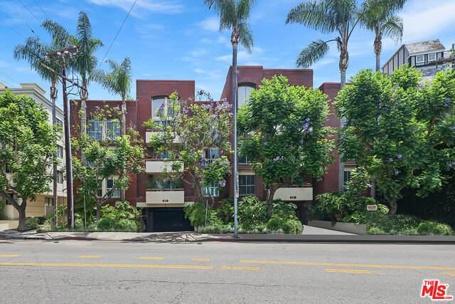 410 S Barrington Ave #206, Los Angeles, CA 90049 (#21-764678) :: Berkshire Hathaway HomeServices California Properties