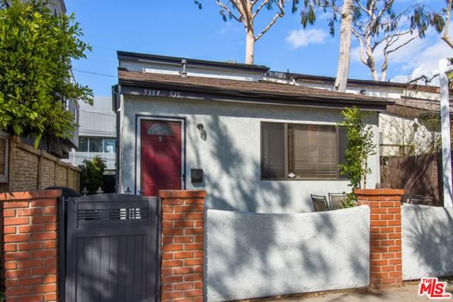 535 Venice Way, Venice, CA 90291 (#21-764680) :: Berkshire Hathaway HomeServices California Properties