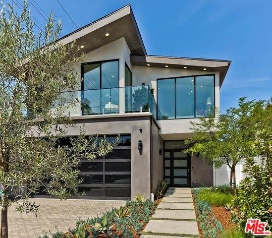 489 S Willaman Dr, Los Angeles, CA 90048 (#21-764738) :: Montemayor & Associates