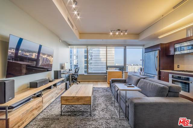 1155 S Grand Ave #1113, Los Angeles, CA 90015 (#21-764758) :: Compass
