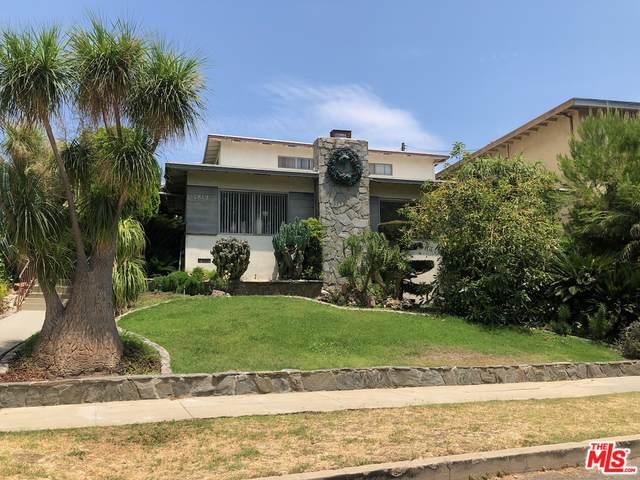 1812 Hardison Pl, South Pasadena, CA 91030 (#21-764920) :: Berkshire Hathaway HomeServices California Properties