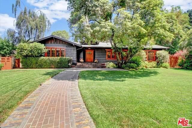 751 E Woodbury Rd, Altadena, CA 91001 (#21-764960) :: Montemayor & Associates