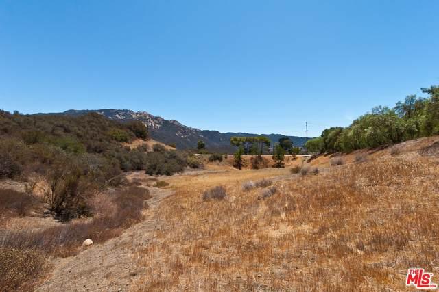 2-Parcel Mulholland Hwy, Calabasas, CA 91302 (#21-764966) :: Lydia Gable Realty Group