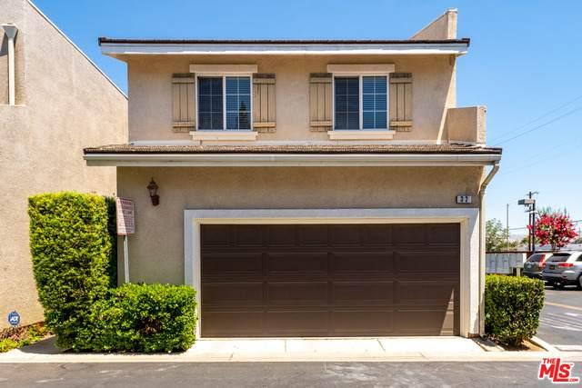 9001 Owensmouth Ave #32, Canoga Park, CA 91304 (#21-764972) :: Lydia Gable Realty Group