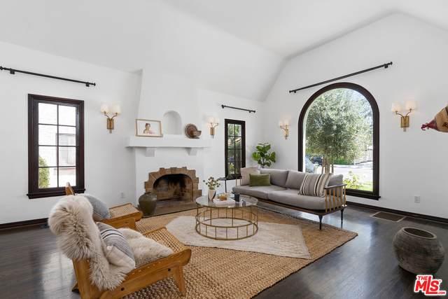 533 N Edinburgh Ave, Los Angeles, CA 90048 (#21-765002) :: Montemayor & Associates