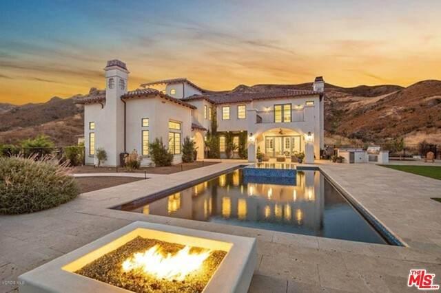 31619 Lobo Canyon Rd, Agoura Hills, CA 91301 (#21-765062) :: Montemayor & Associates