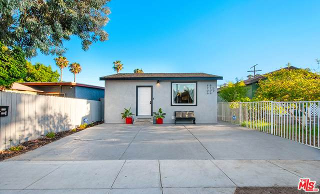 8706 Cadillac Avenue, Los Angeles, CA 90034 (#21-765234) :: Angelo Fierro Group | Compass