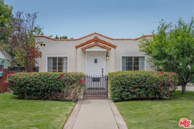 5639 Beck Ave, North Hollywood, CA 91601 (#21-765400) :: TruLine Realty