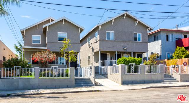 1404-1406 Warren St, Los Angeles, CA 90033 (#21-765412) :: Angelo Fierro Group | Compass