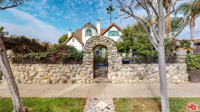 681 San Juan Ave, Venice, CA 90291 (#21-765456) :: TruLine Realty
