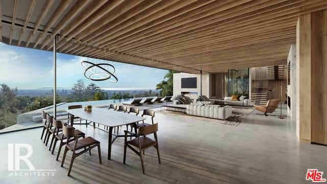 1540 Summitridge Dr, Beverly Hills, CA 90210 (#21-765502) :: Berkshire Hathaway HomeServices California Properties