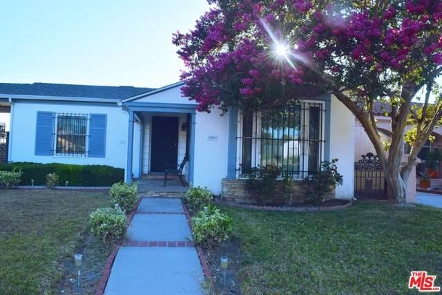 3995 Degnan Blvd, Los Angeles, CA 90008 (#21-765536) :: TruLine Realty