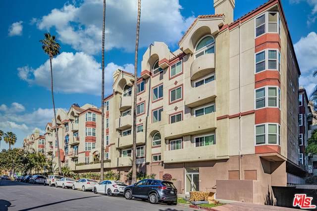620 S Gramercy Pl #134, Los Angeles, CA 90005 (#21-765570) :: TruLine Realty
