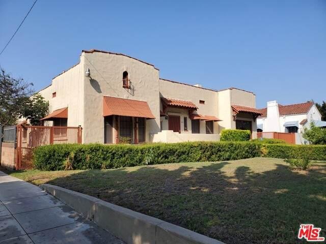 3411 Country Club Dr, Los Angeles, CA 90019 (#21-765596) :: Montemayor & Associates