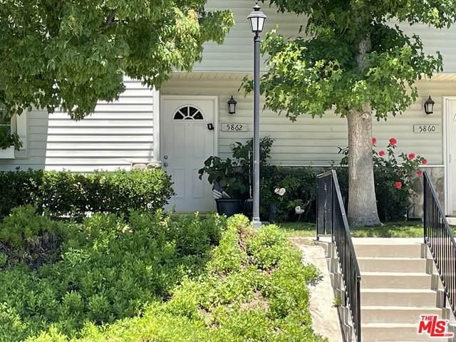 5862 Parkmor Rd, Calabasas, CA 91302 (#21-765630) :: Lydia Gable Realty Group
