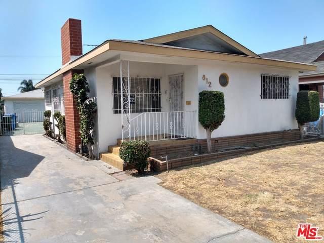 812 E 43Rd Pl, Los Angeles, CA 90011 (#21-765714) :: Compass