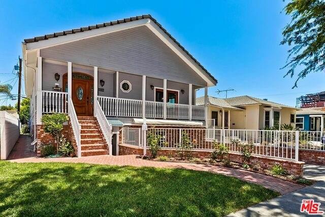 3334 Mcmanus Ave, Culver City, CA 90232 (MLS #21-765846) :: The Sandi Phillips Team