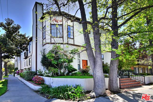 14014 Milbank St #2, Sherman Oaks, CA 91423 (#21-765904) :: The Pratt Group